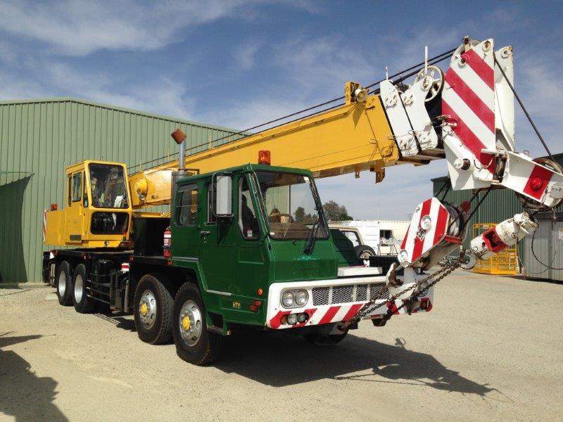 Cranes:Used Cranes Dealer | Sydney Australia | Tadano | Kato | Liebherr