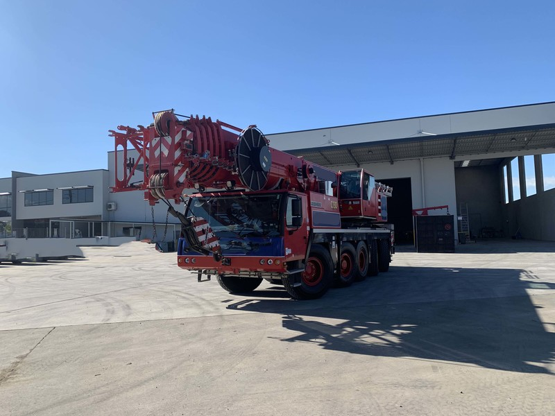 Cranes:Used Cranes Dealer   Sydney Australia   Tadano   Kato